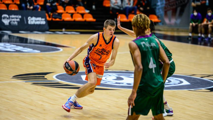The Final 8 of the Euroleague Basketball ANGT will take place at L'Alqueria del Basket