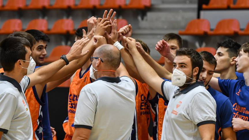 Valencia Basket's EBA team will fight to be promoted to LEB Plata in L'Alqueria