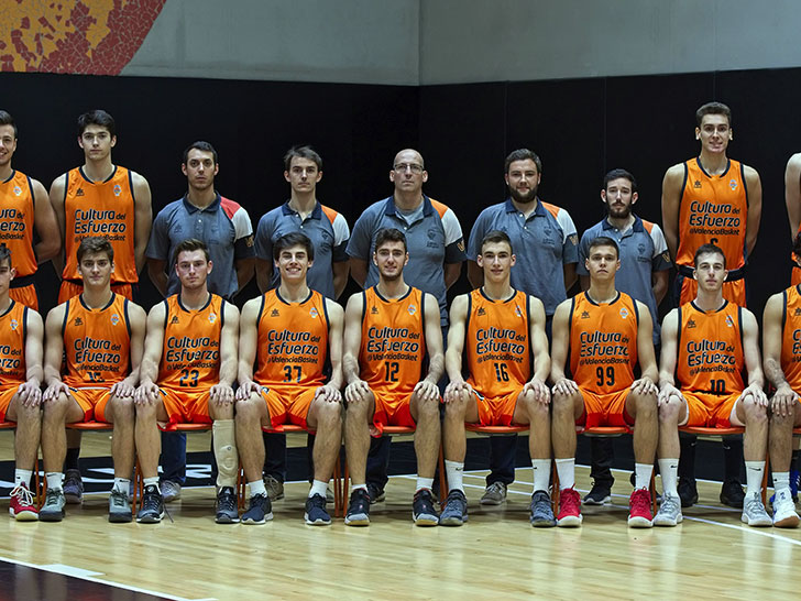 The first phase of the EBA League comes to an end with Valencia Basket in a good moment