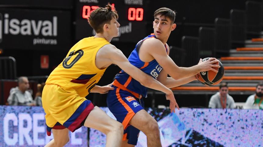 Especificidad espada suéter  Euroleague Basketball Adidas NGT relies again in L'A...