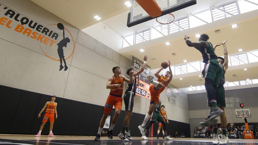 Ajustable Monótono mirar televisión  Streaming Euroleague Basketball Adidas Next Generati...